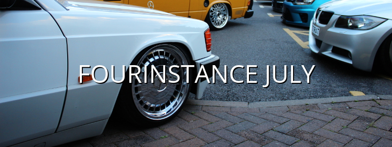 Fourinstance: KK & West End Dubs July meets