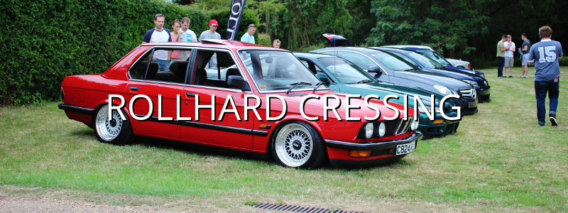 RollHard Cressing: The Show