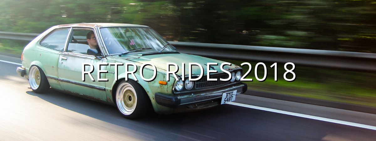 Retro Rides 2018