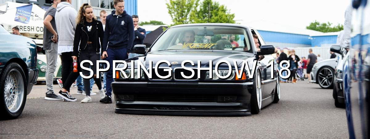 Spring Show 18