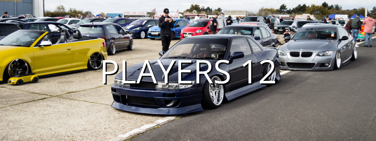 Players Show 12 2018