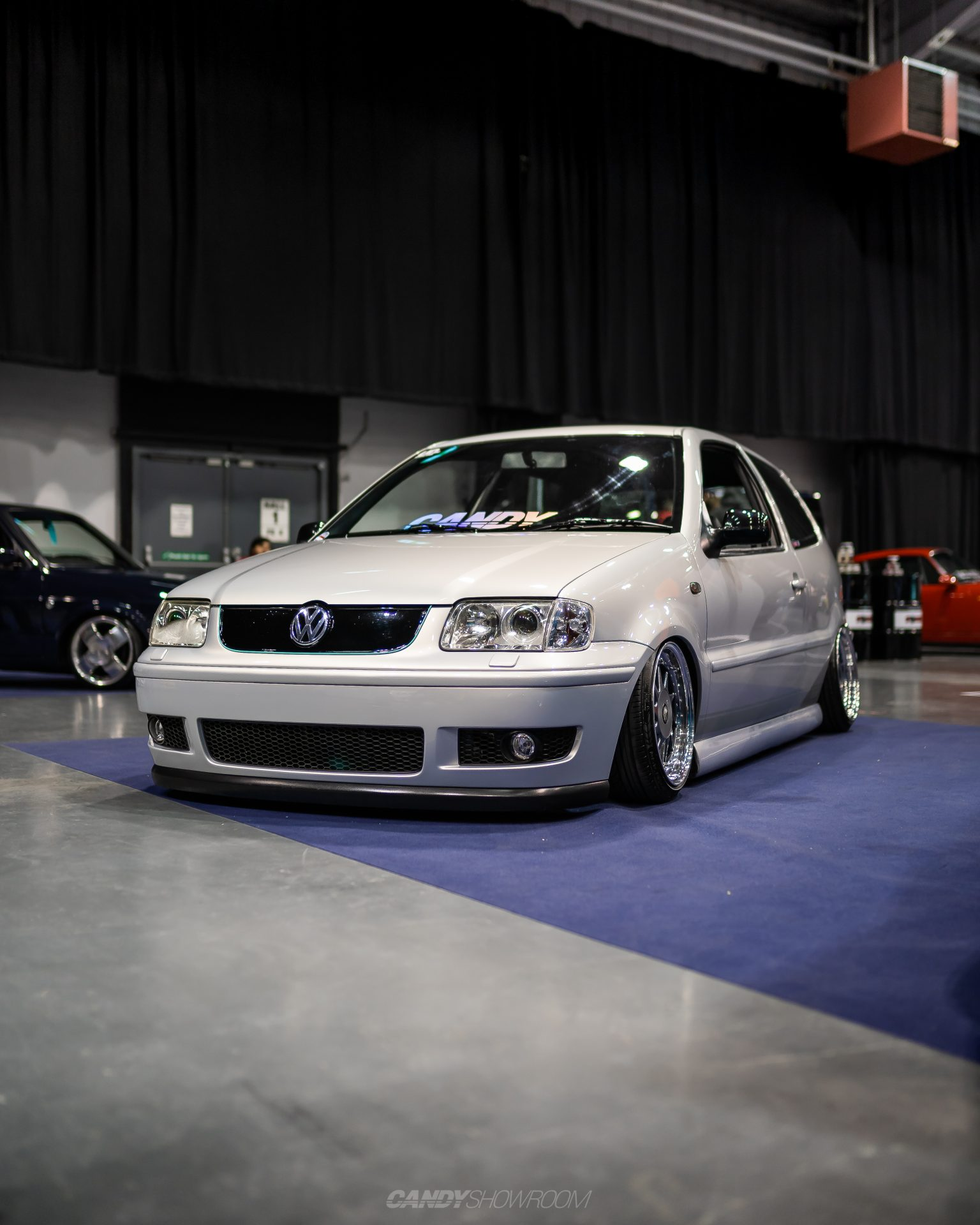 collectivedata.com Sleeper JDM Outline White Decal Sticker Stance ...