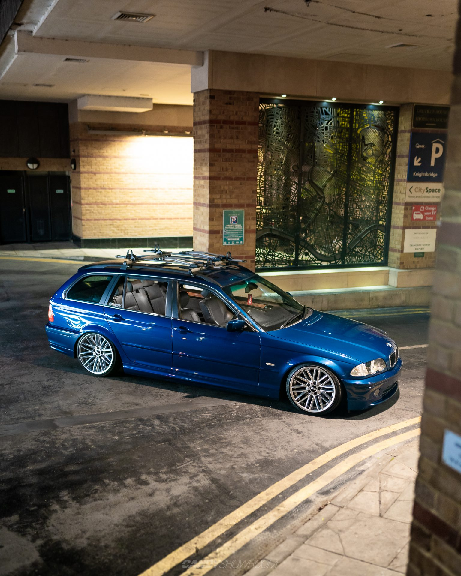 Perfect Roadtrip Wagon Cal Baine S Static E46 330d Manual Touring
